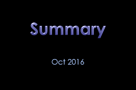 Summary of Signalgorithm trading strategy Oct 2016